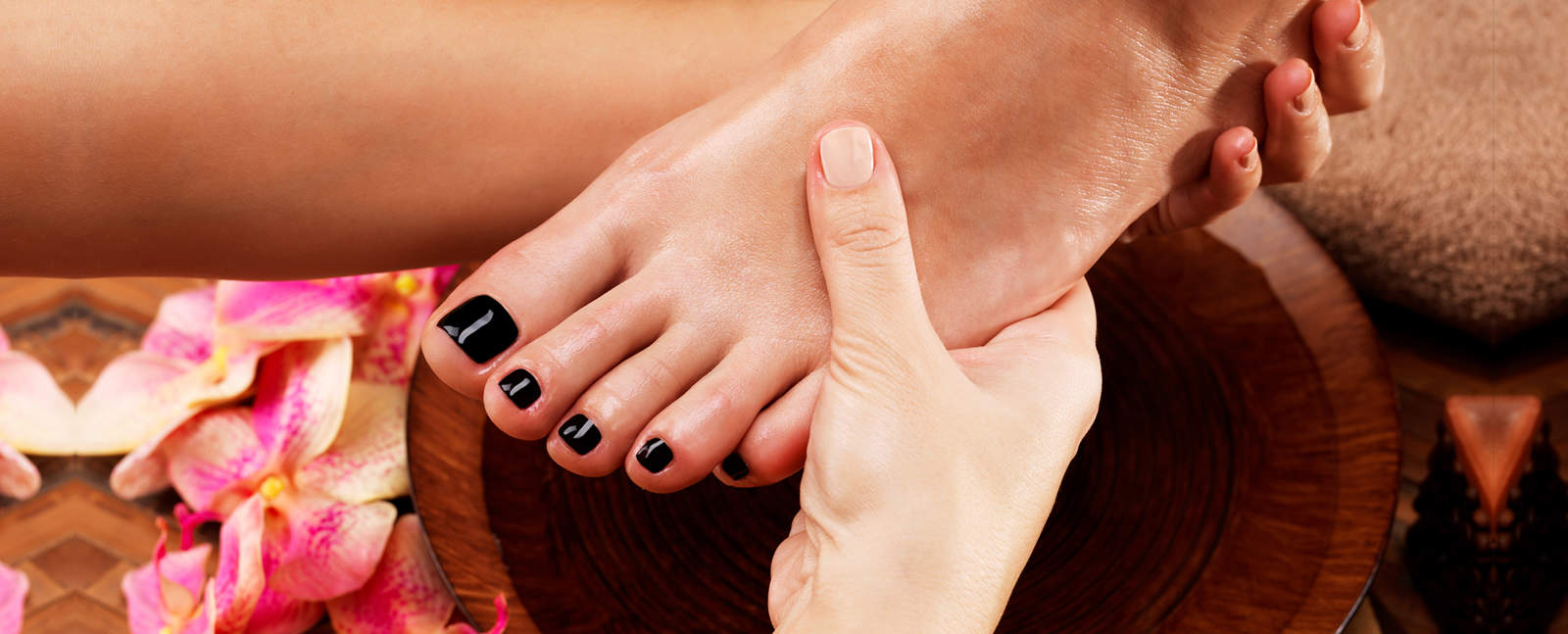 Reflexology Treatment Therapy Derry Salon